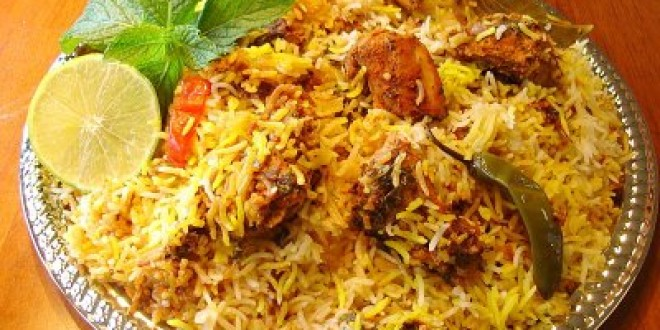 Biryani- National Dish - Dost Pakistan