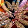 Mendi Craze in Chand Raat