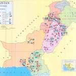 industrial map pakistan