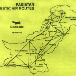Pakistan Domestic Air Routes