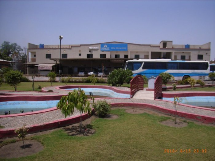 Bus Stands in Rawalpindi - Dost stan