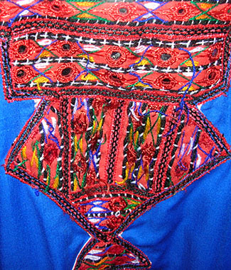 pakistani Balochi emobroidery Balochi Women Dress