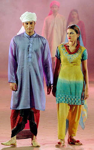 Traditional Punjabi Dress
