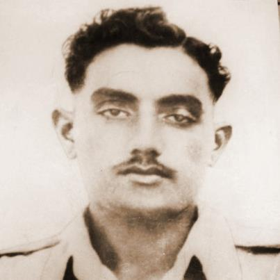 essay on our national hero major aziz bhatti