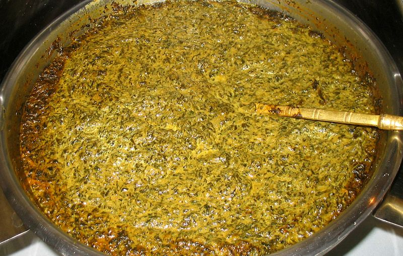 saag-1 jpgUttarakhand Culture And Food
