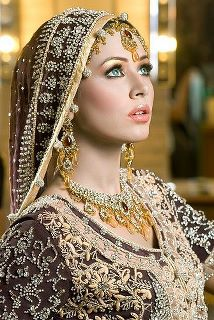 bridal dress pakistani Baraat in Pakistan