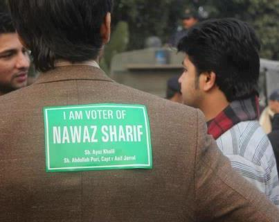 voter of nawaz sharif