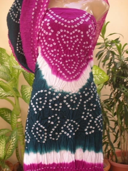 Beautiful Chunri Dress