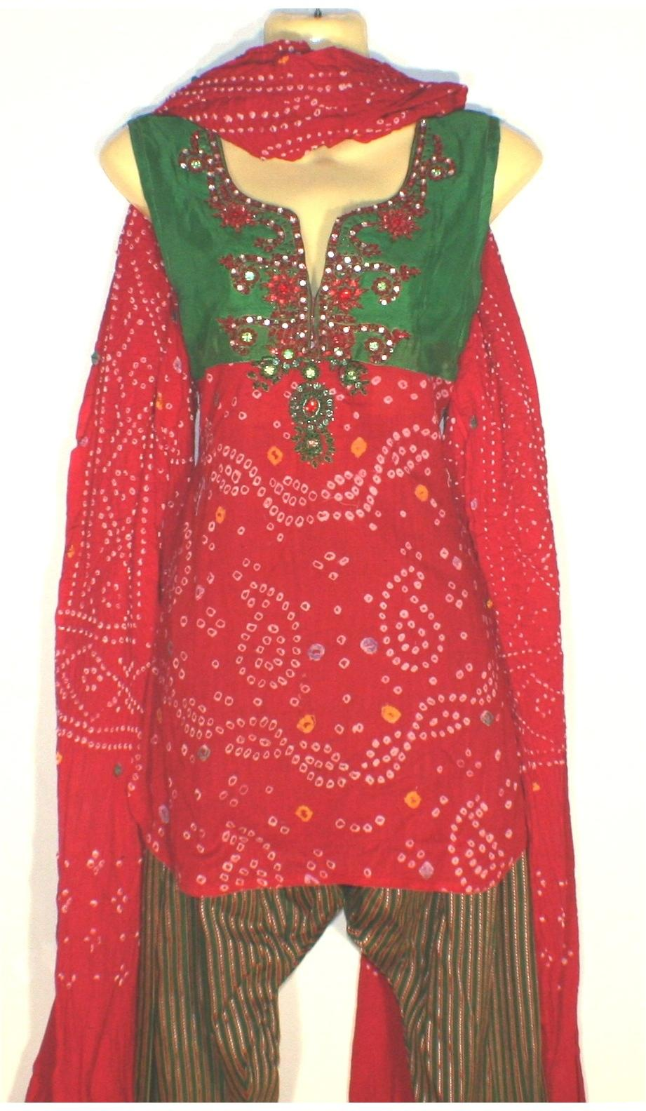 Chunri Dress for Eid