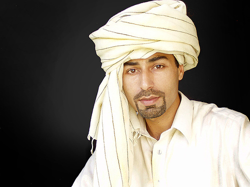 Kamiz with turban - Punjabi dress for men