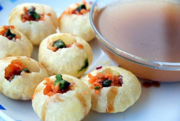 gol gappay treat