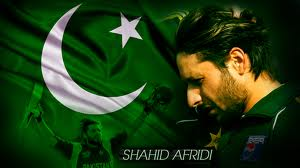 AFRIDI AND PAKISTAN