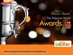 AWARDS FOR UFONE