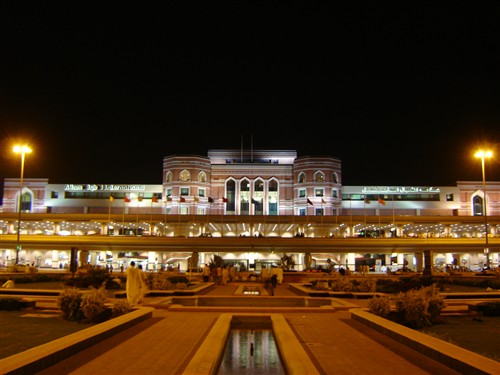 Allama_Iqbal AIrport