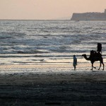 clifton karachi beach
