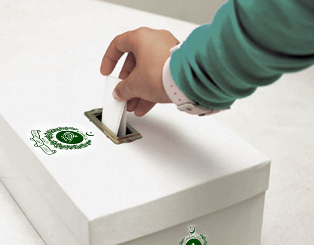 election and voting pakistan