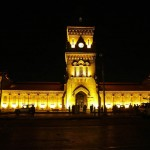 Empress market in Karachi