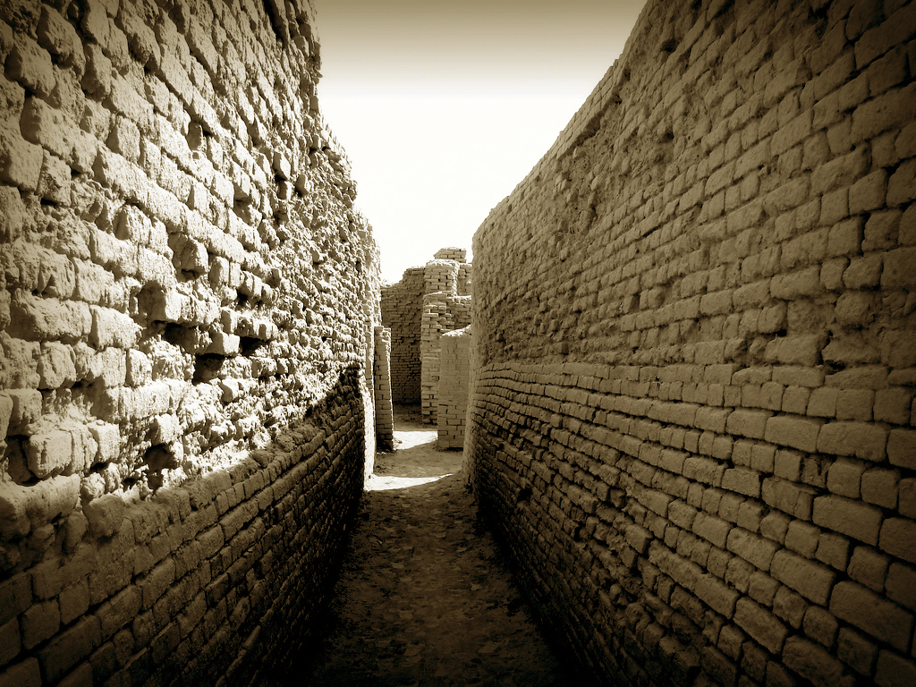 Mohenjo Daro Facts Mohenjo Daro Walls