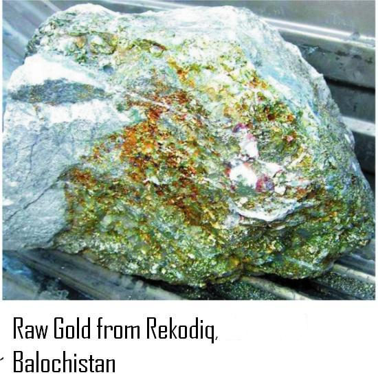 raw gold pakistan