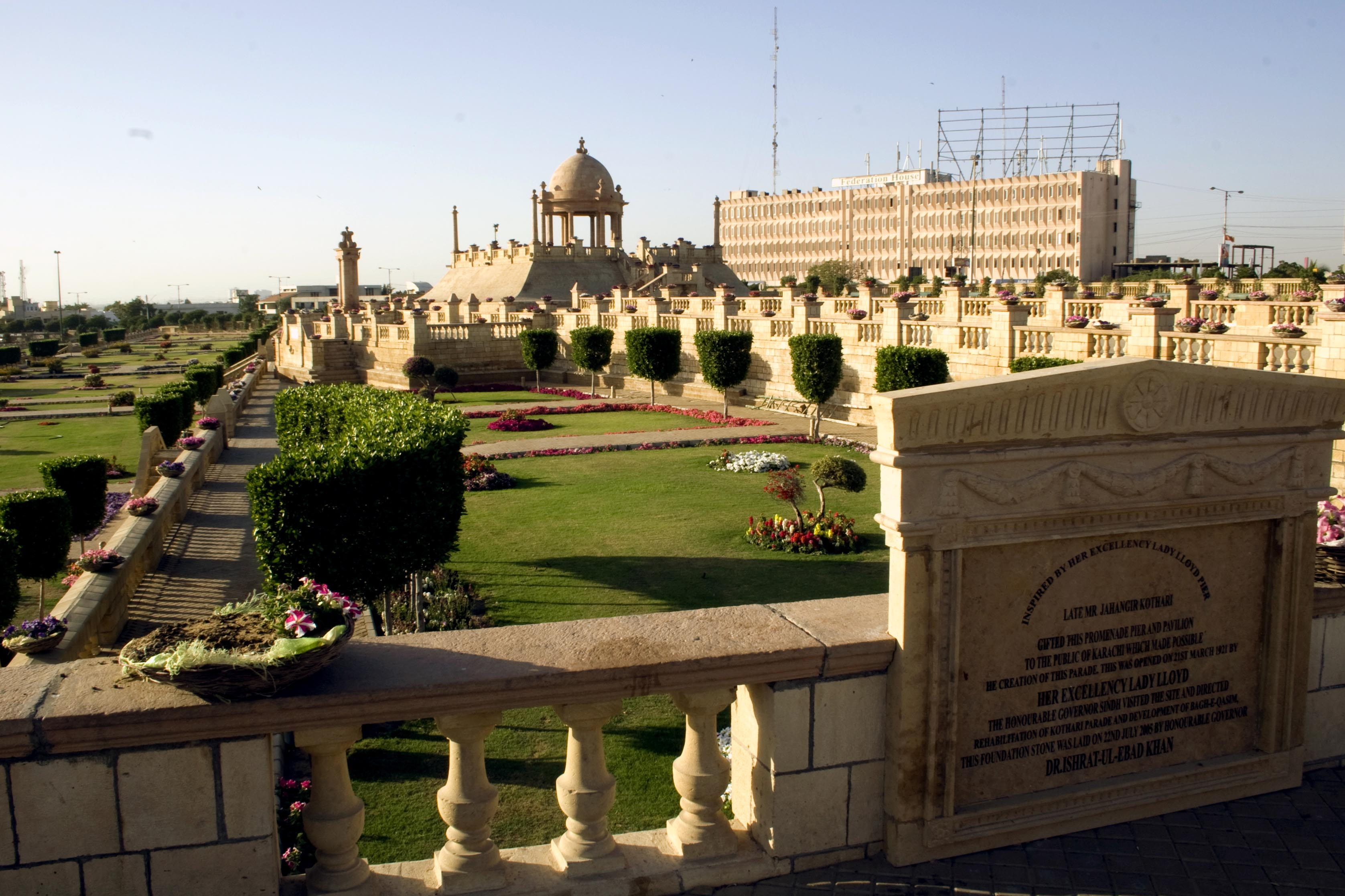 visit to a historical place in karachi Free essays on historical place in karachi similarly we can see many other places of tourist interest and historical importance we can also visit places.