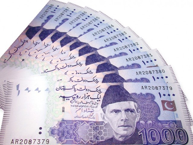 Pakistani Currency 1000 rps