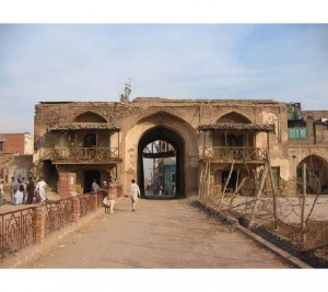 peshawar old city