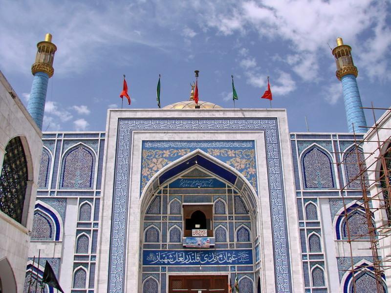 Tomb-of-Hadrat-Lal-Shahbaz-Qalandar
